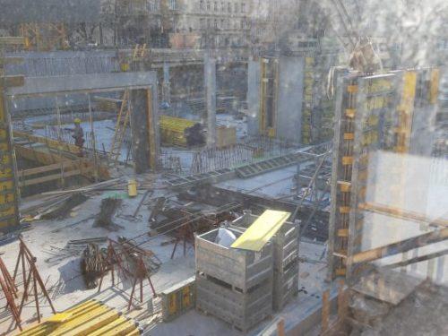 Baustelle 20190227