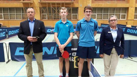 Wiener Meisterschaften U15 Einzel