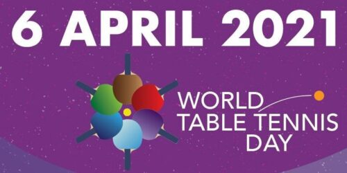 World Table Tennis Day 2021